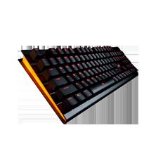 金属师 电子竞技机械键盘 黑色 黑轴