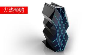 幻彩师智能电竞机械键盘 黑色Cherry黑轴 RGB炫彩灯带 104键