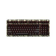枪械师电竞机械键盘 炫酷迷彩 Cherry黑轴