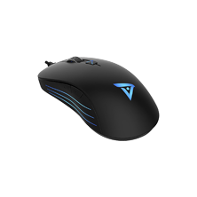 预言者标准版 TSG601 有线电竞游戏鼠标 黑色磨砂