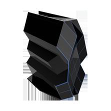 钛度黑晶游戏主机 电竞版 SSD版