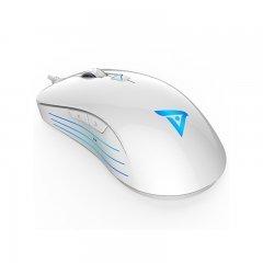 预言者智能版 有线电竞游戏鼠标 白色镜面