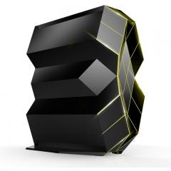 钛度黑晶游戏主机 VR版 SSD版